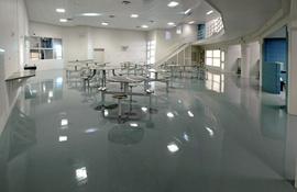 Sơn sàn nhà xưởng, sơn Epoxy APT