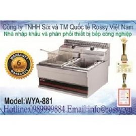 Bếp chiên nhúng Wailaan công cụ hỗ trợ tuyệt vời cho các nhà đầu bếp
