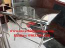 Tp. Hồ Chí Minh: Bàn vuông inox Thịnh Phong CL1690692