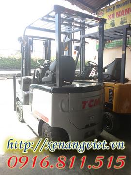 Xe nâng điện TCM 2 tấn FB20-7 qua sử dụng