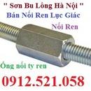 Tp. Hà Nội: Rắc co ren mạ kẽm 0913. 521. 058 bán nối ren lục giác 1335 Giải Phóng Ha Noi CL1690753