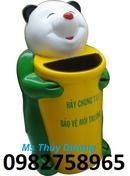 Tp. Hà Nội: thùng rác hình thú, thùng rác giá rẻ, thùng rác con chuột CL1691637