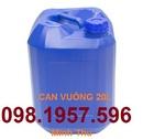 Vĩnh Phúc: can nhựa giá rẻ, can 30l giá rẻ, can đựng hóa chất, thùng đựng hóa chất CL1691637