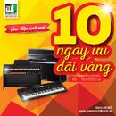 Tp. Hồ Chí Minh: Bán khuyến mãi đàn piano điện và đàn organ với giá rẻ nhất CL1166709