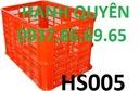 Bắc Ninh: rổ nhựa to cso bánh xe, thùng nhựa rỗng, sóng nhựa hở, hộp nhựa ,kệ nhựa giá rẻ CL1692539