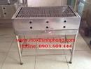 Tp. Hồ Chí Minh: Bếp nướng than củi inox 0,8m CL1691742P4