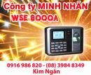 Tp. Hồ Chí Minh: Máy chấm công kiểm soát cửa WSE 8000A lắp đặt tận nơi. Lh:kdminhnhan01 CL1218773