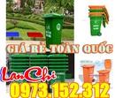 Tp. Hồ Chí Minh: Thùng rác công cộng, 120, 240, 660 lít, giá rẻ CL1682092P10