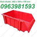 Tuyên Quang: thùng nhựa giá rẻ, thùng nhựa bít, sóng nhựa đặc, khay nhựa giá rẻ, rổ CL1691912