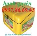 Hải Dương: thùng chở hàng sau xe máy giá rẻ, thùng tiếp thị hà nội, thùng giao hàng cách nhệt CL1181881