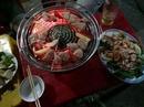 Tp. Hà Nội: Bếp nướng than hoa không khói BN300, bếp nướng khung thép ngoài trời CL1702736