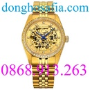 Tp. Hà Nội: Đồng hồ nam cơ Binger B1106G BG001 CL1480069P6
