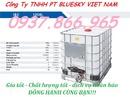 Tp. Hà Nội: tank nhựa ibc 1000lit, thùng nhựa khung thép 1000lit, can nhựa ,thùng phuy sắt 220 CL1692533