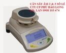 Tp. Hồ Chí Minh: Cân sấy ẩm - Cân phân tích độ ẩm - xx ANH CL1691845