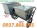 Vĩnh Phúc: thùng rác gấu trúc, thùng rác y tế, thùng rác công nghiệp 240lit, túi rac thải hai CL1181881