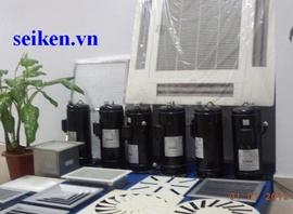 Máy nén khí chất lượng hàng đầu tại Việt Nam