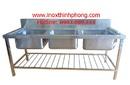 Tp. Hồ Chí Minh: Chậu rửa Inox 3 ngăn CL1691957