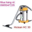 Tp. Hà Nội: Máy hút bụi-nước công nghiệp Hiclean HC30 chính hãng giá rẻ nhất thị trường CL1692104