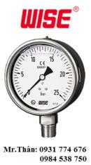 Tp. Hồ Chí Minh: P258 Đồng hồ áp suất có dầu WISE Việt Nam - Tăng Minh Phát Việt Nam CL1696644