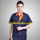 Tp. Hà Nội: Quần áo bảo hộ lao động công nhân xây dựng thường hàng may sẵn CL1697530P7