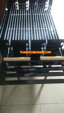 Tp. Hà Nội: Bếp nướng than hoa khung thép Acter Tree, bếp nướng than củi CL1702736