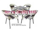Tp. Hồ Chí Minh: bộ bàn ghế cà phê giá rẻ cần thanh lý gấp CL1692957
