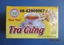 Tp. Hồ Chí Minh: Bán Trà Gừng -+-Dùng ấm bụng, giải cảm, ngửa say tàu xe, tiêu thực CL1693008