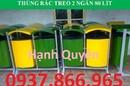 Tp. Hà Nội: thùng rác, thùng rác công cộng, thùng rác nhựa 240lit, thung rac gia re CL1693467