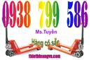 Tp. Hồ Chí Minh: Xe nâng tay AC 2500kg, xe nâng tay 2,5 tấn, xe nâng tay thấp 2. 5 tấn CL1694026
