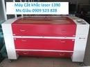 Tp. Hồ Chí Minh: Máy Laser 1390 cắt khắc mica, cắt gỗ, làm quảng cáo CL1701670P18