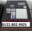 Tp. Cần Thơ: Máy tính tiền Casio cũ cho căn tin tại cần thơ CL1695023