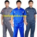 Tp. Hà Nội: Quần áo bảo hộ lao động công nhân xây dựng có một số chi tiết sau CL1694543