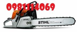 máy cưa xích STIHL381 chính hãng giá rẻ