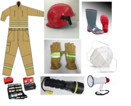 đồ bảo hộ chống cháy