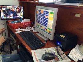 Máy tính tiền cảm ứng Trọn Bộ giá rẻ bán tại Vũng Tàu