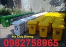Tp. Hà Nội: thung rac inox, thùng rác văn phòng, thung rac nhua, thùng đựng giác, thung ra CL1698606P6