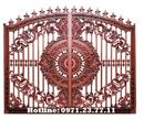 Tp. Hà Nội: Cổng Nhôm Đúc Minh Anh - Cổng Cửa Đẹp Cho Nhà Biệt Thự Phố CL1703305