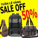 Tp. Hồ Chí Minh: Đồng giảm giá 50% balo túi xách trong 7 ngày CL1700239