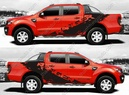 Tp. Hà Nội: Tem độ dán cho xe bán tải Ford Ranger tại hà nội CL1696878