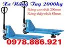 Tp. Hà Nội: Xe nâng tay 2000kg, 2500kg, 3000kg, 3500kg, 5000kg bán giá tốt nhất CL1695997P4