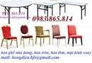 Tp. Hà Nội: Bàn ghế nhà hàng, bàn ghế tiệc cưới, bàn tròn mặt kinh xoay, bàn IBM, bàn vuông, CL1698652
