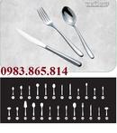Tp. Hà Nội: Dao thìa dĩa, bộ dao dĩa nhà hàng, dao thìa dĩa khách sạn, dao thìa dĩa inox, CL1698652