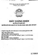 Tp. Hồ Chí Minh: r!!!! Đất ổn định lâu dài Quận Bình Tân CL1699085