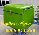 Tp. Hồ Chí Minh: Thùng gắn sau xe, thùng gao cơm giá rẻ, thùng chở hàng sau xe gắn máy CL1696391