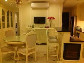 h*** Bán chung cư Hoàng Quốc Việt, dt 56m2, 2 ngủ, giá 28 triệu/ m2.