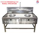 Tp. Hồ Chí Minh: Bếp Công Nghiệp inox 2 họng CL1701713
