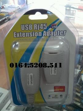 Cáp chuyển RJ45 To Usb Extender MT-150FT, nối cáp USB qua cáp mạng