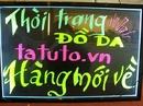 Bình Định: Bảng huỳnh quang led viết tay CL1696339P8
