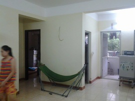 Cần bán căn hộ chung cư CT4A X2 khu đô thị Linh Đàm, Hoàng Mai, Hà Nội