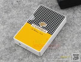 Bật lửa xì gà, hộp quẹt xì gà Cohiba H020 chính hãng